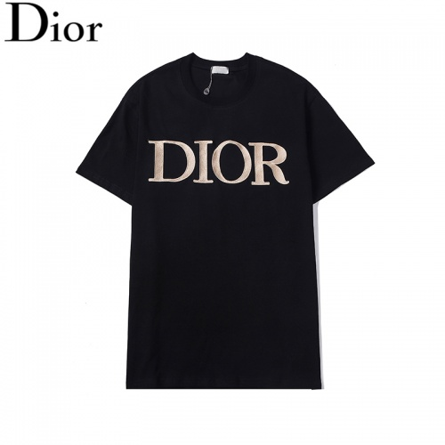 Christian Dior T-Shirts Short Sleeved For Men #855805