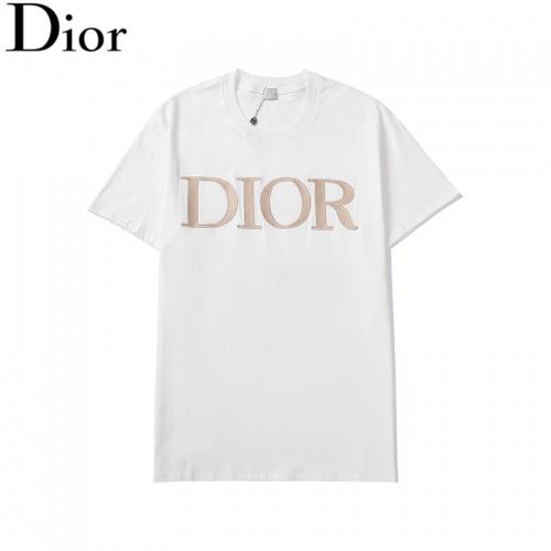 Christian Dior T-Shirts Short Sleeved For Men #855806