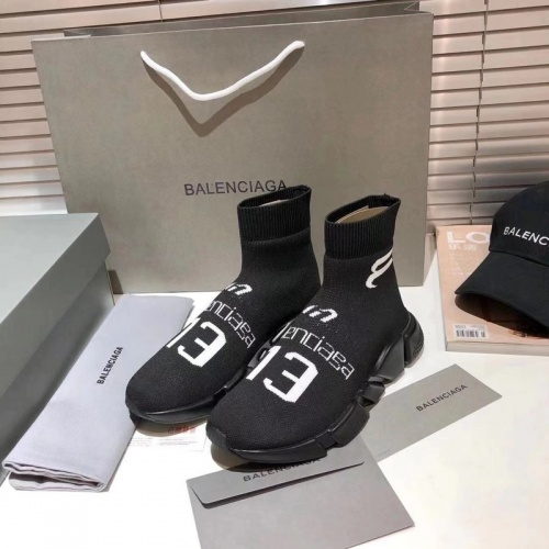 Balenciaga Boots For Men #855807 $76.00 USD, Wholesale Replica Balenciaga Boots