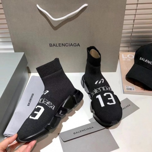 Replica Balenciaga Boots For Men #855807 $76.00 USD for Wholesale