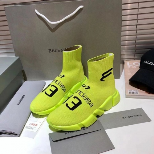 Balenciaga Boots For Men #855808