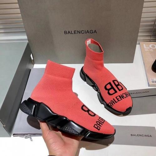 Replica Balenciaga Boots For Women #855810 $76.00 USD for Wholesale