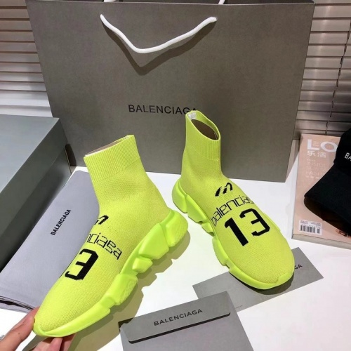 Replica Balenciaga Boots For Women #855811 $76.00 USD for Wholesale