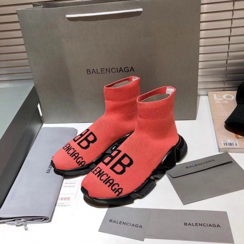 Balenciaga Boots For Women #855812