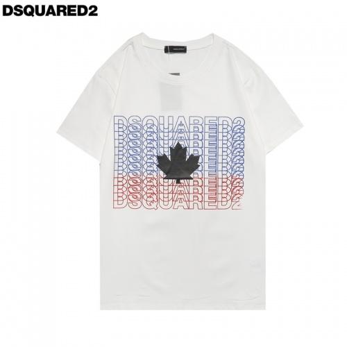 Dsquared T-Shirts Short Sleeved For Men #855813