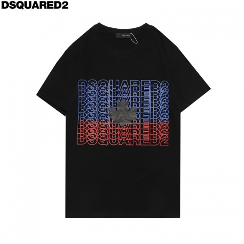 Dsquared T-Shirts Short Sleeved For Men #855814