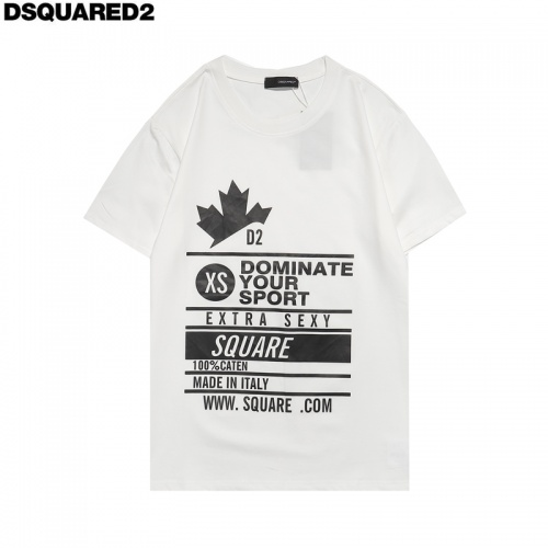 Dsquared T-Shirts Short Sleeved For Men #855816