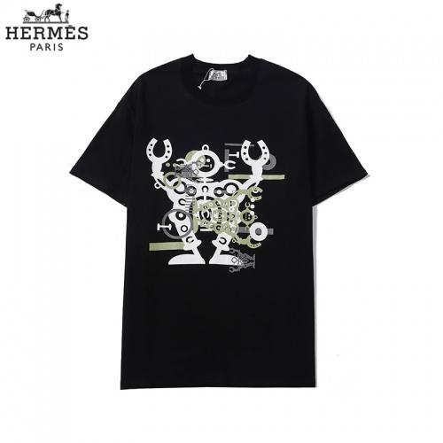 Hermes T-Shirts Short Sleeved For Men #855871
