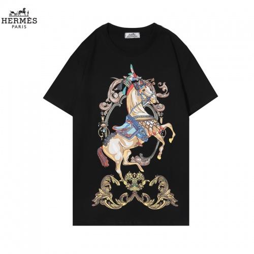 Hermes T-Shirts Short Sleeved For Men #855873