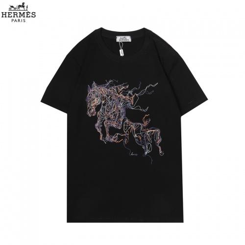 Hermes T-Shirts Short Sleeved For Men #855875