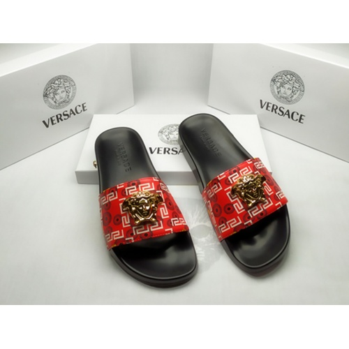Versace Slippers For Men #855884
