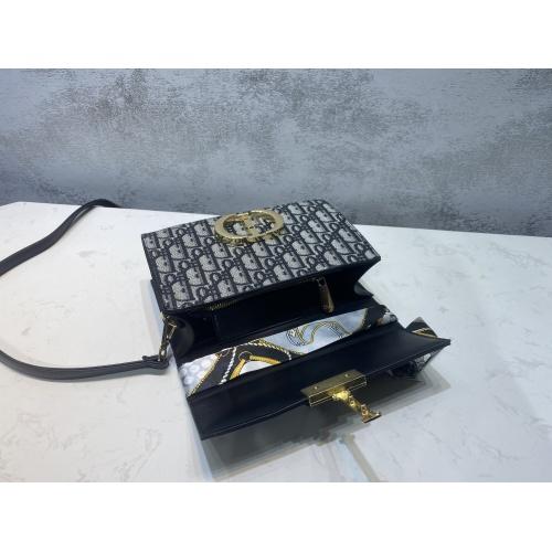 Replica Christian Dior Messenger Bags For Women #855897 $23.00 USD for Wholesale
