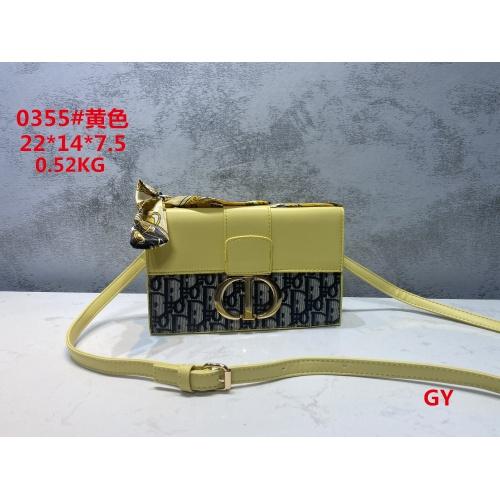 Christian Dior Messenger Bags For Women #855898 $23.00 USD, Wholesale Replica Christian Dior Messenger Bags