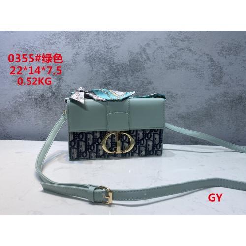 Christian Dior Messenger Bags For Women #855899 $23.00, Wholesale Replica Christian Dior Messenger Bags