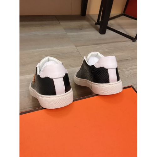 Replica Armani Casual Shoes For Men #855935 $80.00 USD for Wholesale