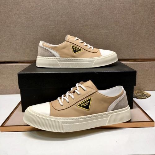 Prada Casual Shoes For Men #855960 $85.00 USD, Wholesale Replica Prada Casual Shoes