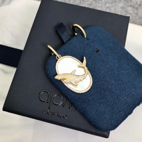 apm Monaco Earrings #856050 $42.00 USD, Wholesale Replica apm Monaco Earrings