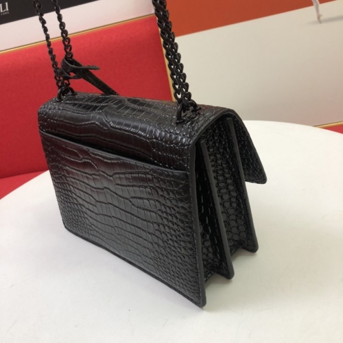 Replica Yves Saint Laurent YSL AAA Messenger Bags For Women #856069 $100.00 USD for Wholesale