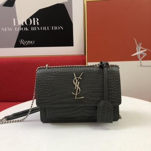 Yves Saint Laurent YSL AAA Messenger Bags For Women #856070