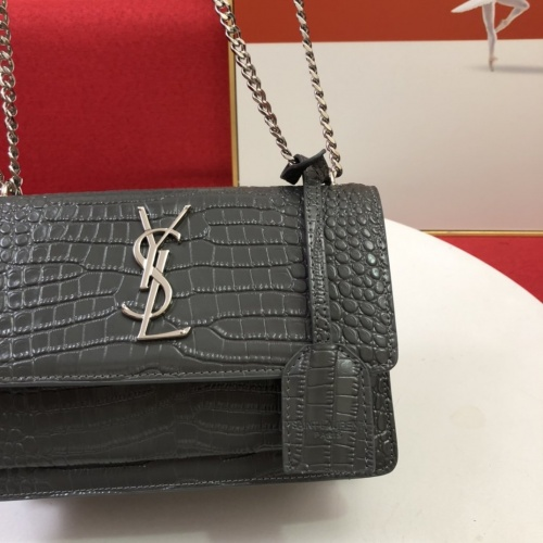 Replica Yves Saint Laurent YSL AAA Messenger Bags For Women #856070 $100.00 USD for Wholesale