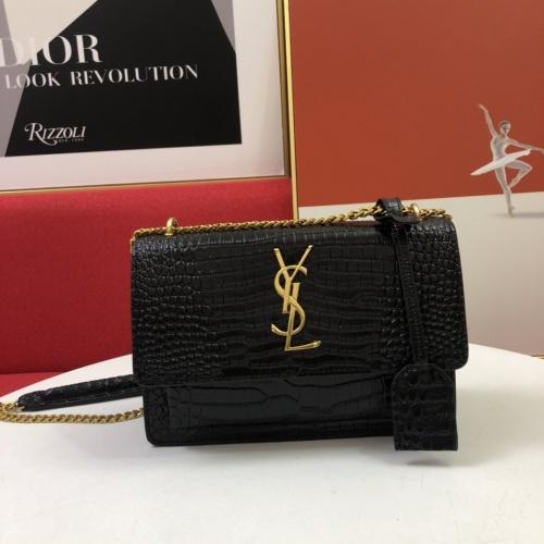 Yves Saint Laurent YSL AAA Messenger Bags For Women #856071