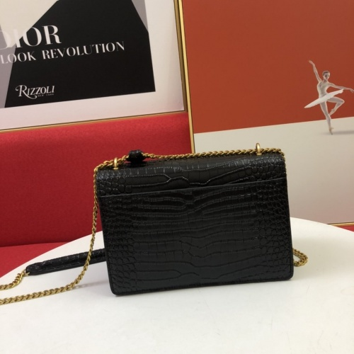 Replica Yves Saint Laurent YSL AAA Messenger Bags For Women #856071 $100.00 USD for Wholesale