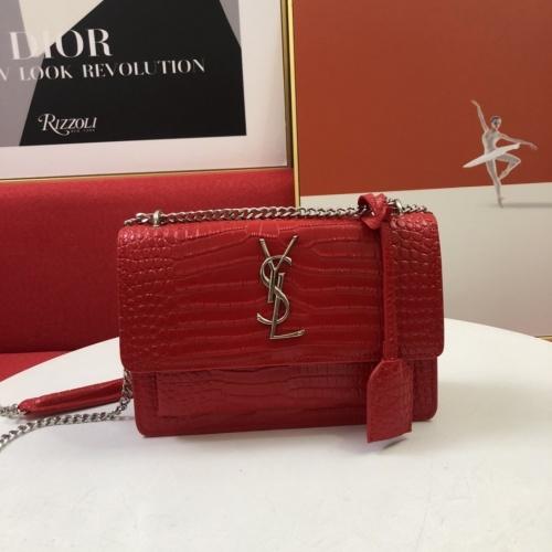 Yves Saint Laurent YSL AAA Messenger Bags For Women #856072 $100.00 USD, Wholesale Replica Yves Saint Laurent YSL AAA Messenger Bags