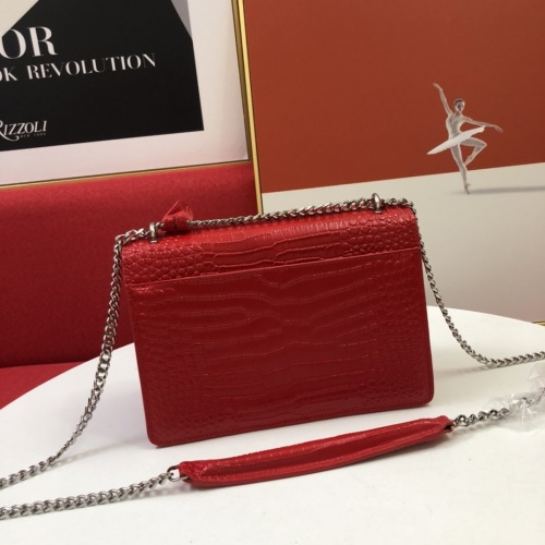 Replica Yves Saint Laurent YSL AAA Messenger Bags For Women #856072 $100.00 USD for Wholesale