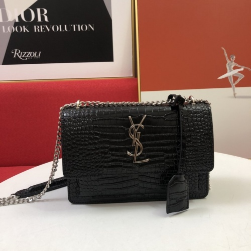 Yves Saint Laurent YSL AAA Messenger Bags For Women #856073 $100.00 USD, Wholesale Replica Yves Saint Laurent YSL AAA Messenger Bags
