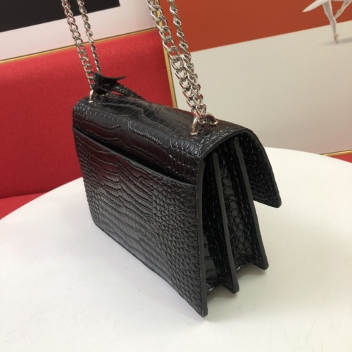Replica Yves Saint Laurent YSL AAA Messenger Bags For Women #856073 $100.00 USD for Wholesale