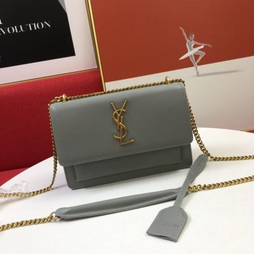 Yves Saint Laurent YSL AAA Messenger Bags For Women #856074