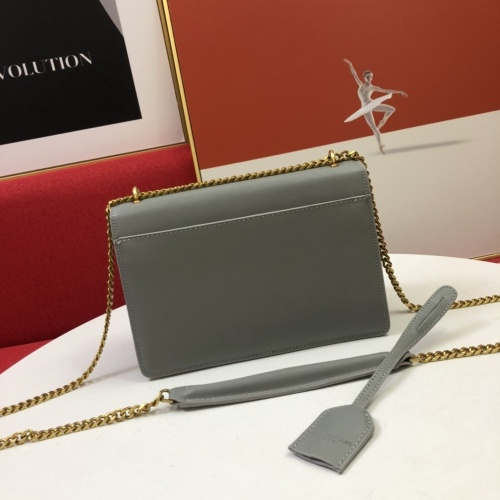 Replica Yves Saint Laurent YSL AAA Messenger Bags For Women #856074 $100.00 USD for Wholesale