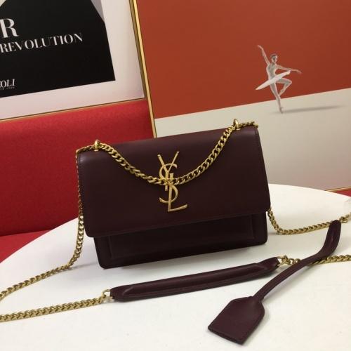 Yves Saint Laurent YSL AAA Messenger Bags For Women #856076 $100.00 USD, Wholesale Replica Yves Saint Laurent YSL AAA Messenger Bags