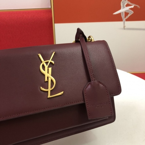 Replica Yves Saint Laurent YSL AAA Messenger Bags For Women #856076 $100.00 USD for Wholesale