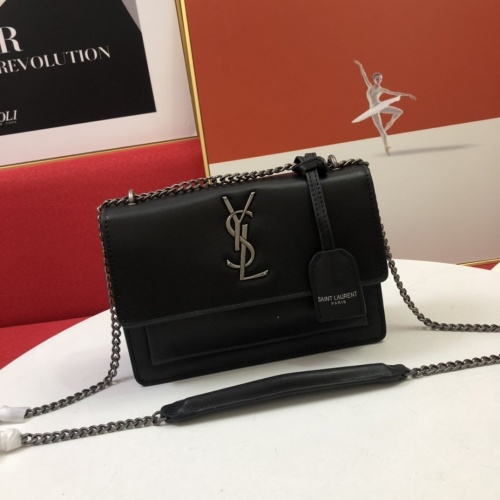 Yves Saint Laurent YSL AAA Messenger Bags For Women #856077