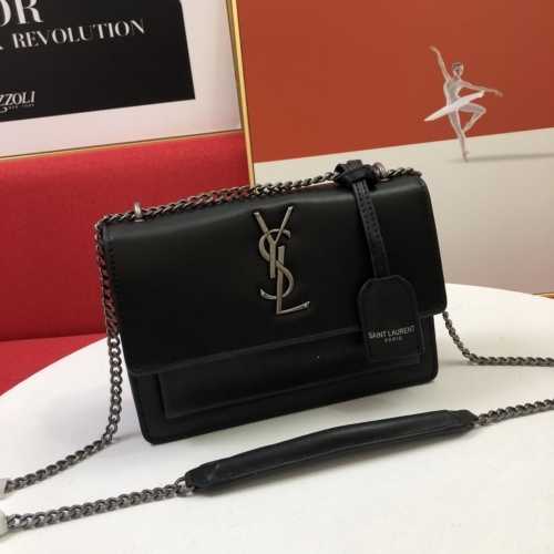 Replica Yves Saint Laurent YSL AAA Messenger Bags For Women #856077 $100.00 USD for Wholesale