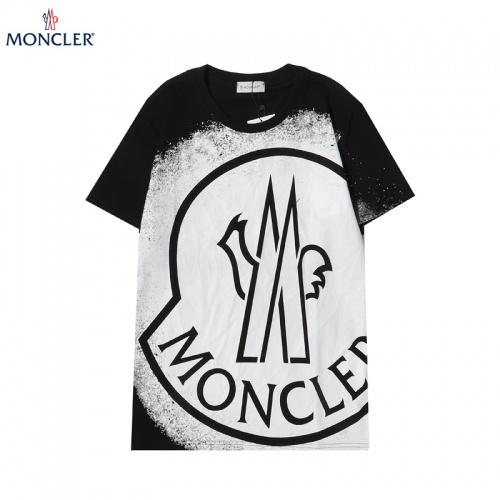Moncler T-Shirts Short Sleeved For Men #856140