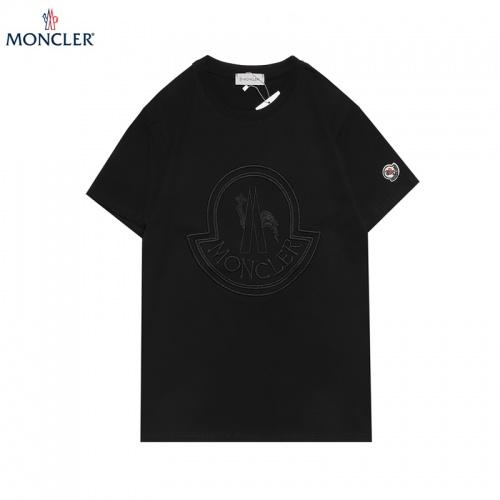 Moncler T-Shirts Short Sleeved For Men #856146