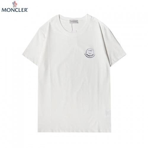 Moncler T-Shirts Short Sleeved For Men #856147
