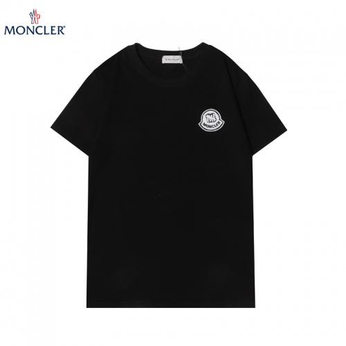 Moncler T-Shirts Short Sleeved For Men #856148
