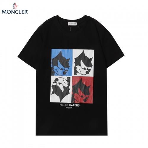 Moncler T-Shirts Short Sleeved For Men #856150
