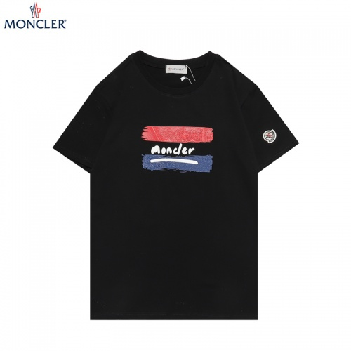 Moncler T-Shirts Short Sleeved For Men #856155
