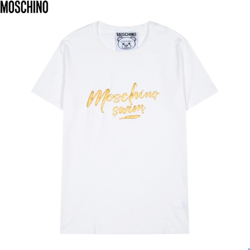 Moschino T-Shirts Short Sleeved For Men #856162