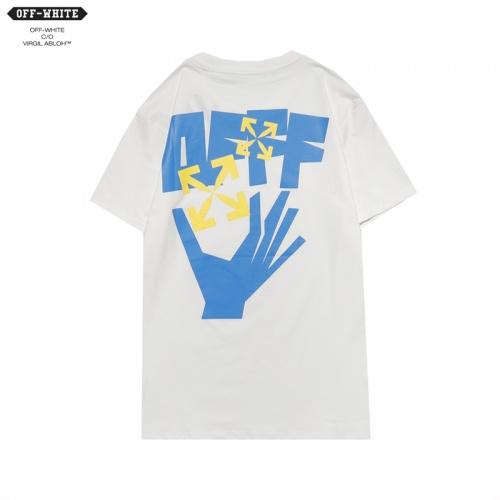 Off-White T-Shirts Short Sleeved For Men #856188