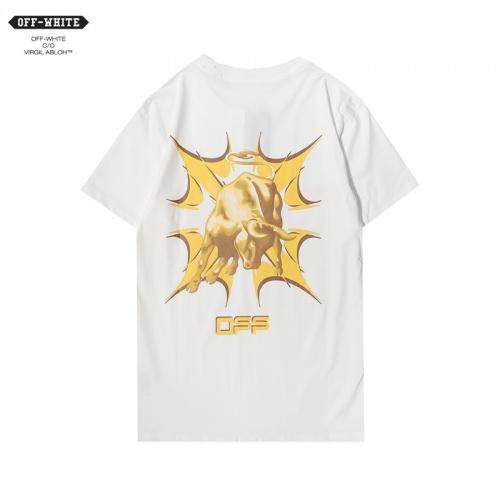 Off-White T-Shirts Short Sleeved For Men #856192