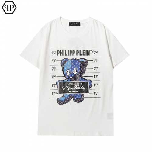 Philipp Plein PP T-Shirts Short Sleeved For Men #856193