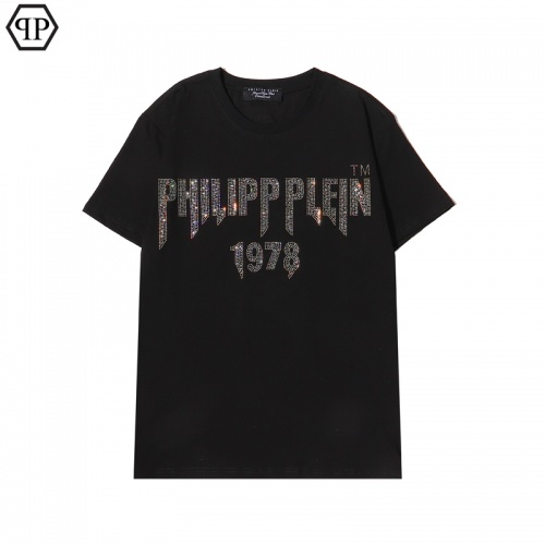 Philipp Plein PP T-Shirts Short Sleeved For Men #856207