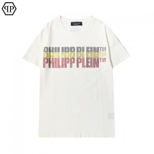 Philipp Plein PP T-Shirts Short Sleeved For Men #856209