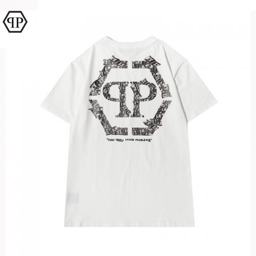 Philipp Plein PP T-Shirts Short Sleeved For Men #856211