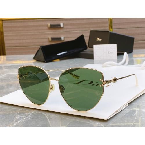 Christian Dior AAA Quality Sunglasses #856342